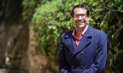 Carlos Andrés Manrique Ospina, director del Departamento de Filosofía