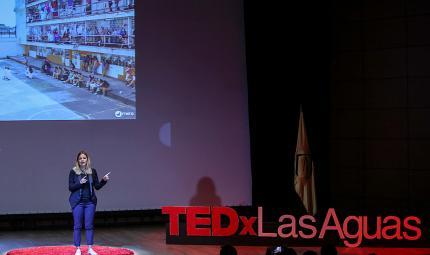 Charla TEDx Las Aguas