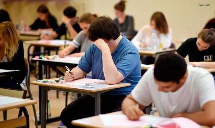Estas pruebas son realizadas sin falta en colegios, en universidades y a nivel de posgrado.