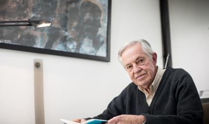 Willy Drews, exdecano de la Facultad de Arquitectura de Los Andes