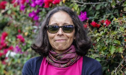 Jenny Dussán, directora del Centro de Investigaciones Microbiológicas –CIMIC- de la Universidad de los Andes
