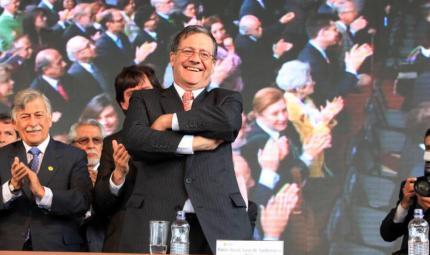 Pablo Navas, rector, Uniandes, Universidad de los Andes, posesión