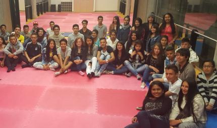 Curso Práctica Social - Clausura Proyecto Vida