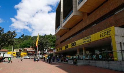 Campaña #TransformandoVidas en el Edificio Mario Laserna