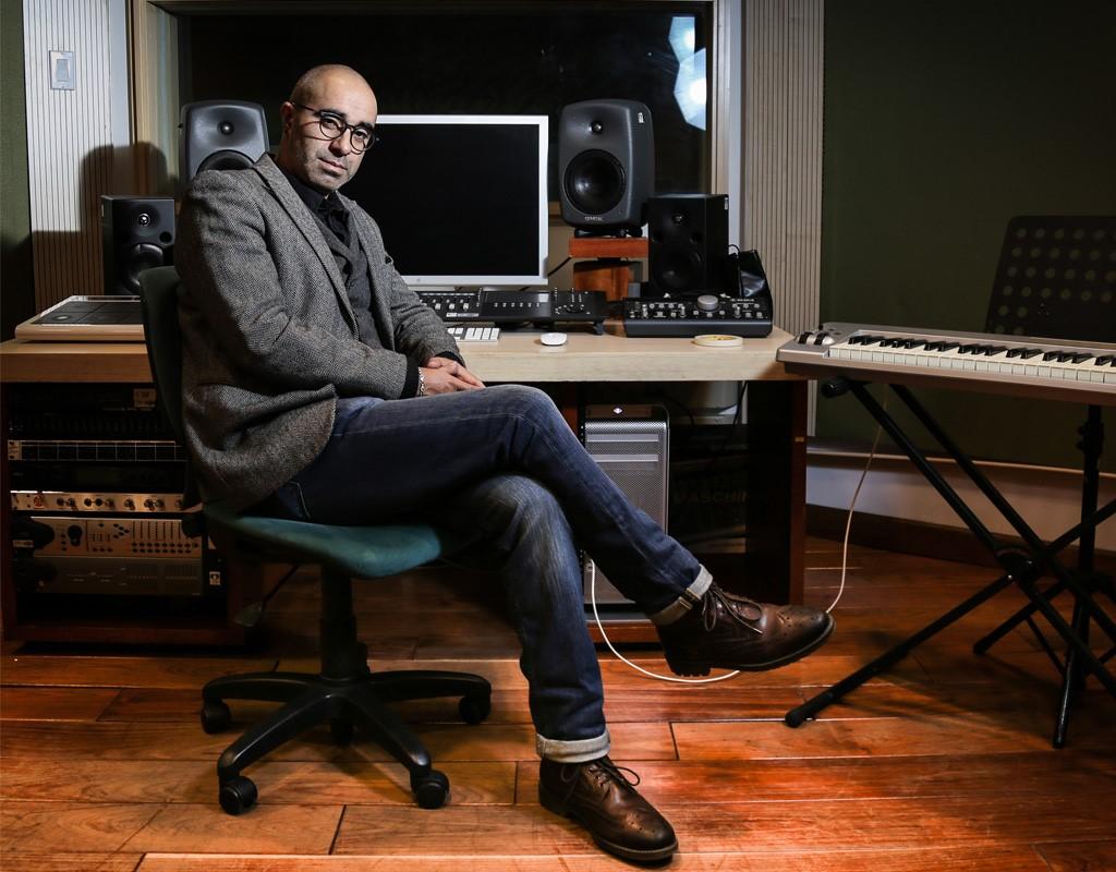 Jorge García, coordinador y profesor de la Maestría en Música