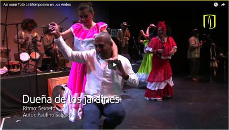 Totó la Momposina, concierto, cultura, tradición