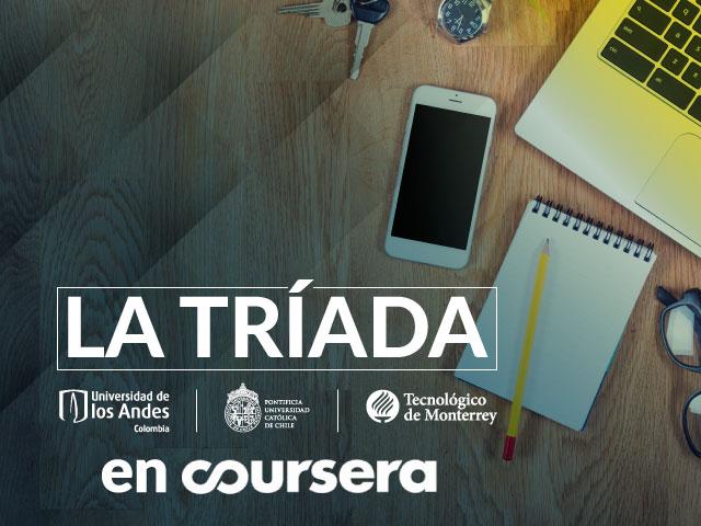 La Tríada en Coursera