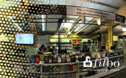 Ediciones Uniandes presenta sus novedades en la Feria Internacional del Libro de Bogotá.
