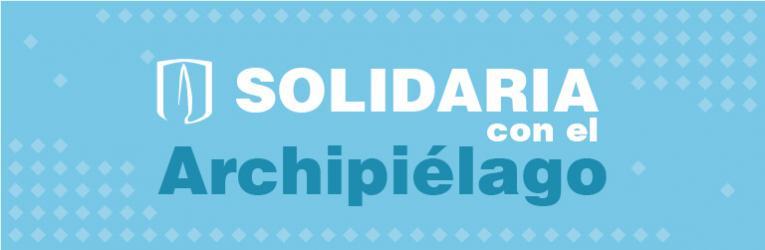 Uniandes Solidaria con el Archipiélago