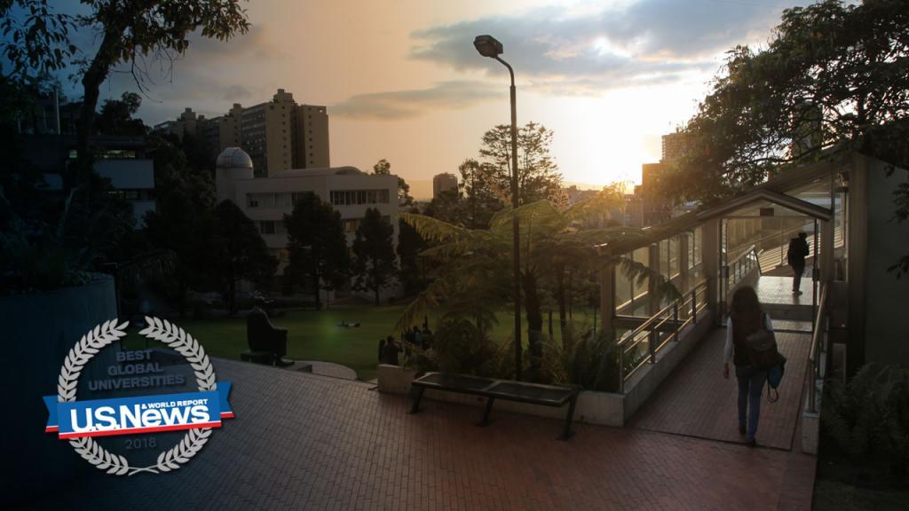 Universidad de los Andes, séptima mejor de Latinoamérica y primera en Colombia, según U.S. News & World Report