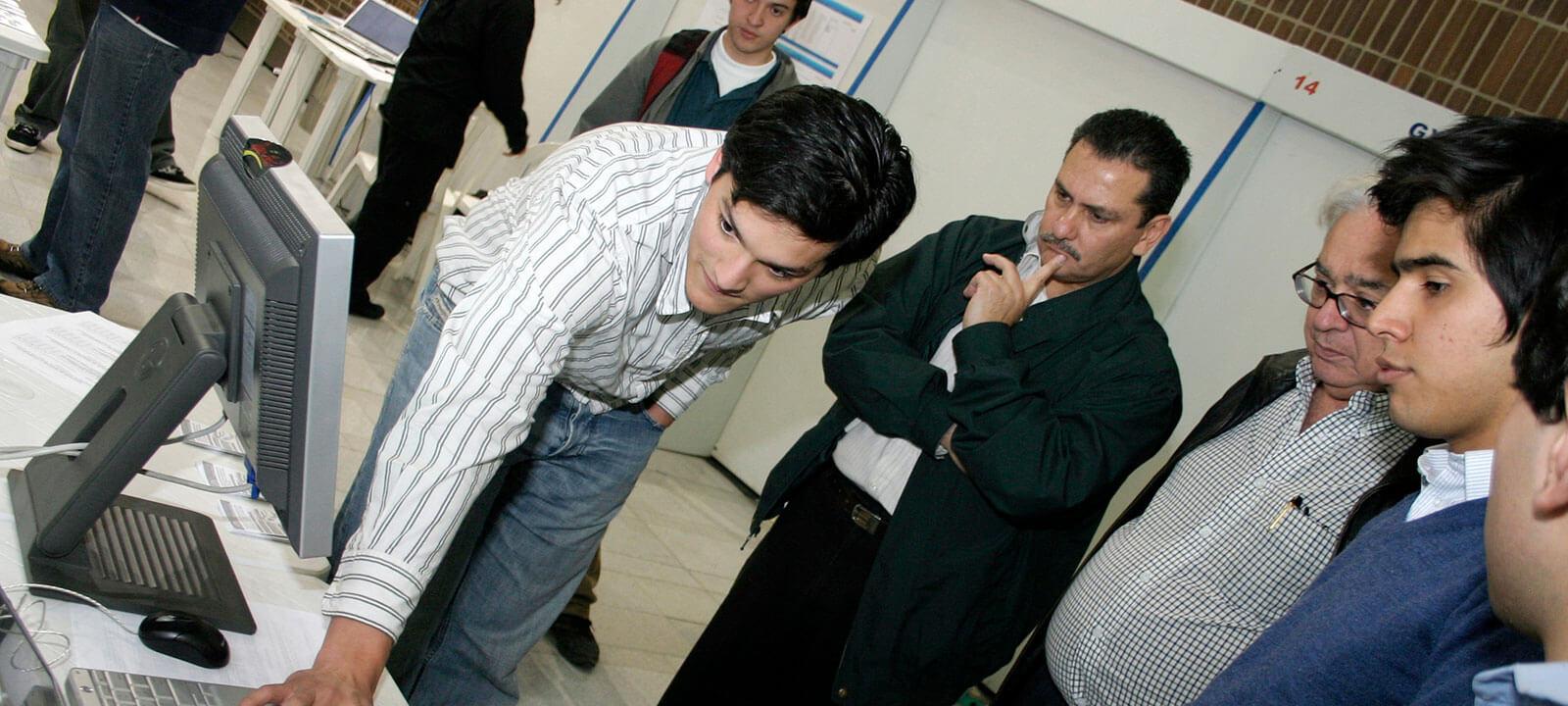 Uso de datos personales Universidad de los Andes