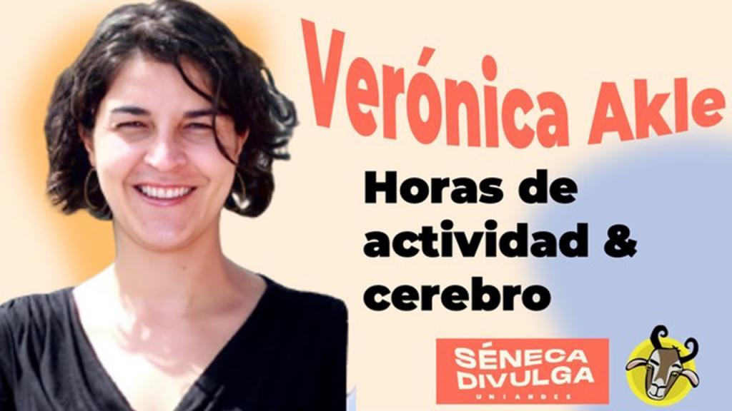 Verónica Akle en Séneca Divulga