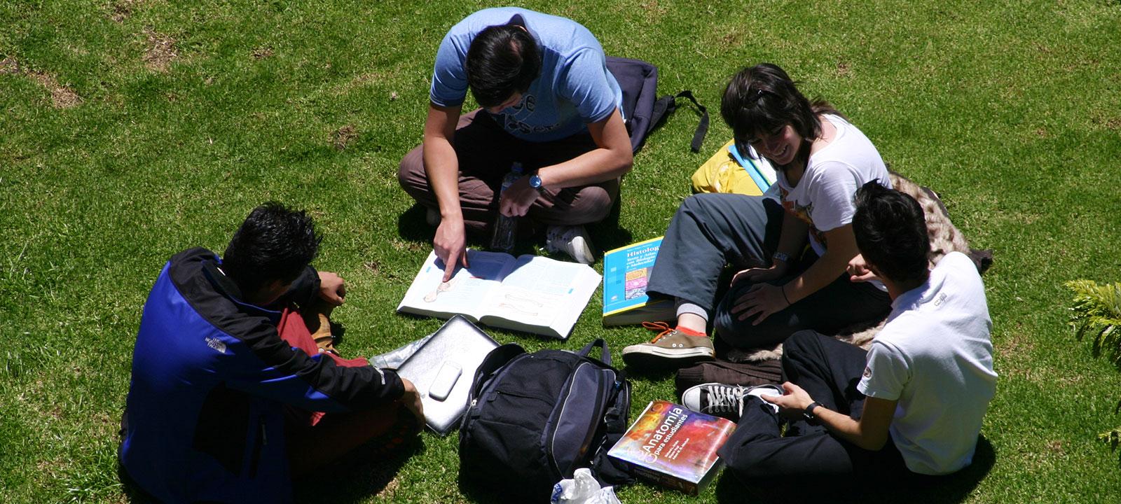 Vida universitaria Universidad de los Andes