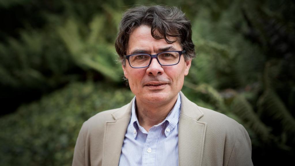 Foto de Alejandro Gaviria, rector de la Universidad de los Andes