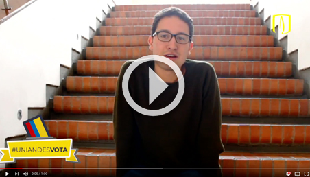 Imagen de estudiante de la Universidad de los Andes