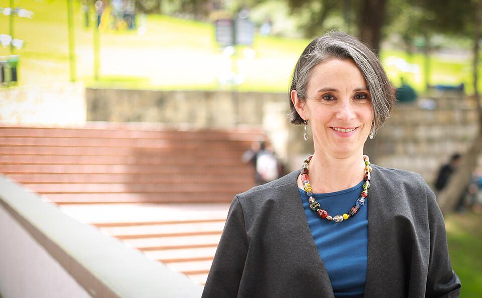 Zandra Pedraza Gomez directora posgrados ciencias sociales los andes
