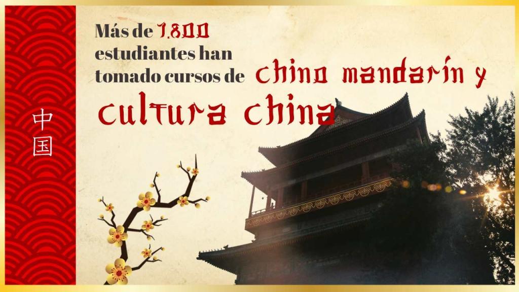 Cursos de chino mandarín y de cultura china